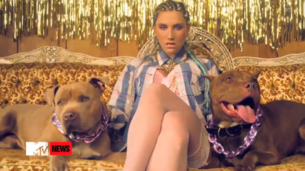 Ke$ha - Crazy Kids ft. will.i.am pitbullピットブル
